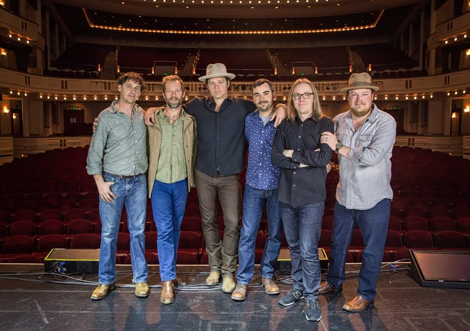 Steep Canyon Rangers will play three drive-in style shows in August 2020 in Western North Carolina.
