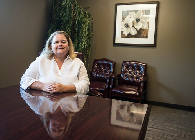 Missy Ramey had briefly thought about being an architect, but settled on helping people and is the family connections coordinator for the Breathe Program, part of the Ross County Board of Developmental Disabilities/Pioneer Center.