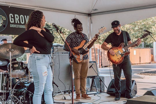 Grove Studios, a Ypsilanti-based recording studio, is one of the many businesses participating in the Great Lakes Giveback Campaign.