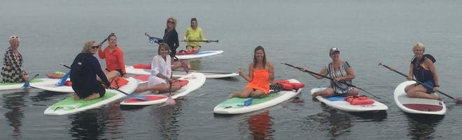 Paddle with a Purpose's fourth annual fundraiser for Redeem and Restore Center will be at Pewaukee Lake Aug. 5. Funds will provide an awareness for sex trafficking survivors and will help the organization open a home for survivors.