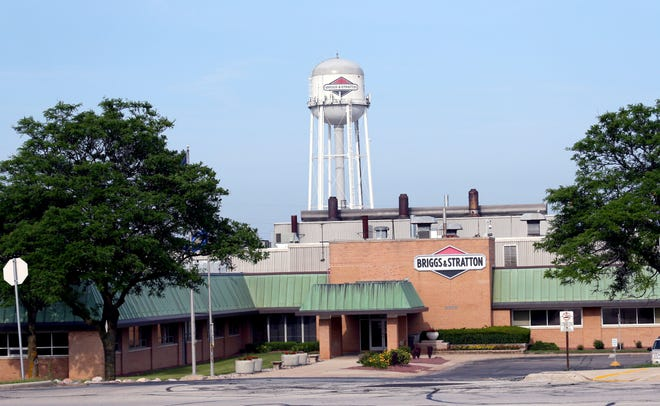 Briggs & Stratton's company at 3300 N. 124th St. in Wauwatosa, Wis. on Tuesday, June 30, 2020. At one time the company employed thousands at four plants in the area. Now it's down to a few hundred people, and that's about to drop even further with the company moving production to a non-union plant in New York.