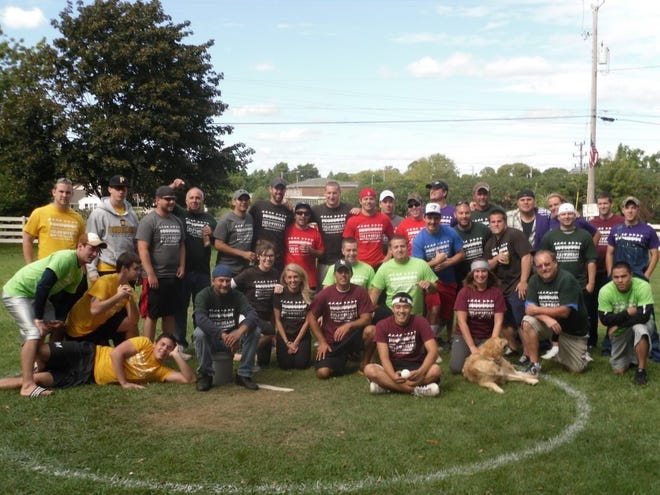 Since 2006, a group of 2005 St. Francis High School graduates have put on an annual whiffle ball tournament with their families and friends.