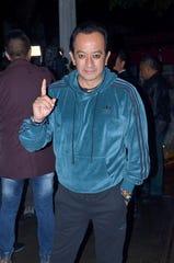 Germán Ortega no hace caso de malos comentarios y se concentra en las grabaciones de su nuevo programa.