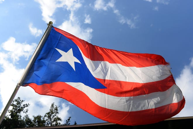 The annual Puerto Rican Flag raising ceremony will be held at 12:30 p.m. July 25 on the steps of Vineland City Hall at 640 E. Wood St.