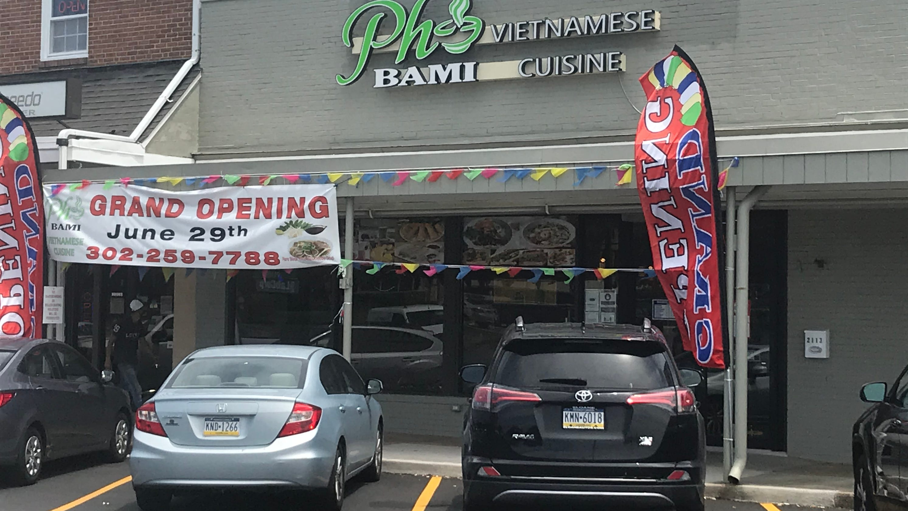 Concord Pike adds two new Vietnamese restaurants