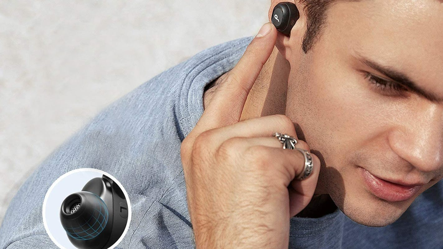 These wireless earbuds have nearly 13,000 rave reviews—and they're on sale