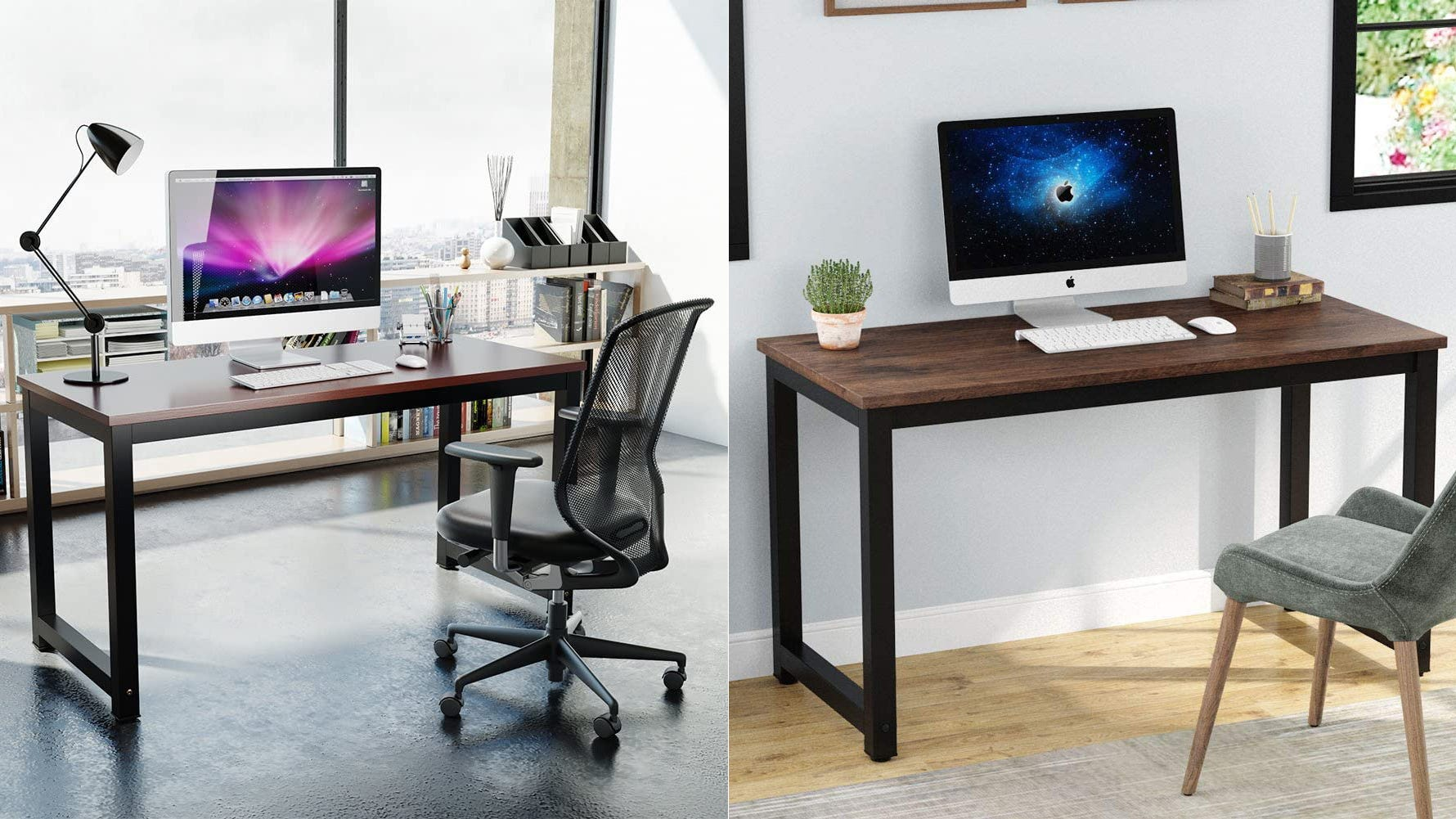 10 Popular Desks Under 150 That Are Still In Stock On Amazon Wayfair And More