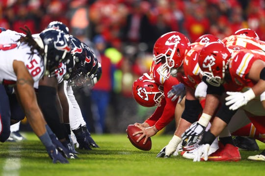 The Kansas City Chiefs and Houston Texans, who met in the 2019 NFL playoffs, are scheduled to kick off the 2020 regular season in September.