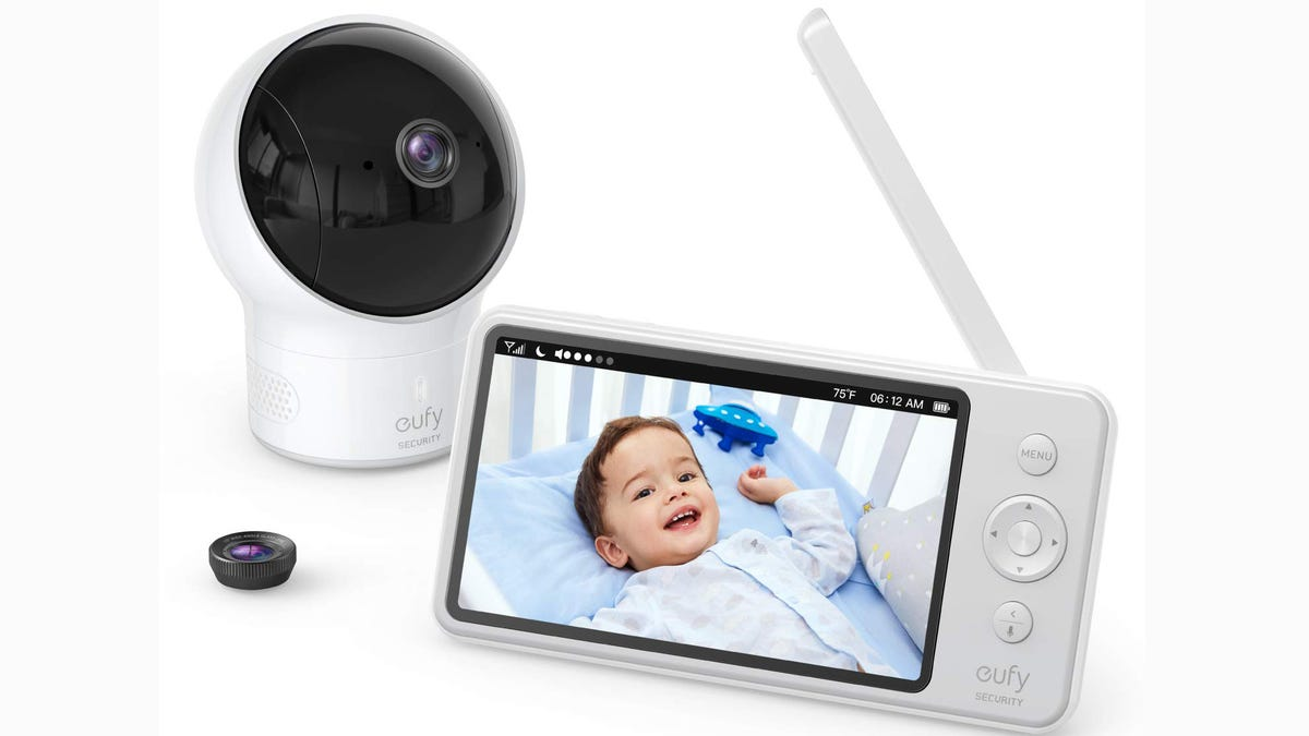 Image result for The best baby monitors to capture the high-tech video
