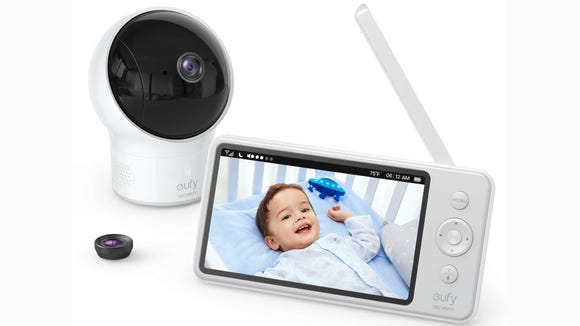 Amazon Prime Day 2020: A great baby monitor makes the newborn days (and nights) easier.