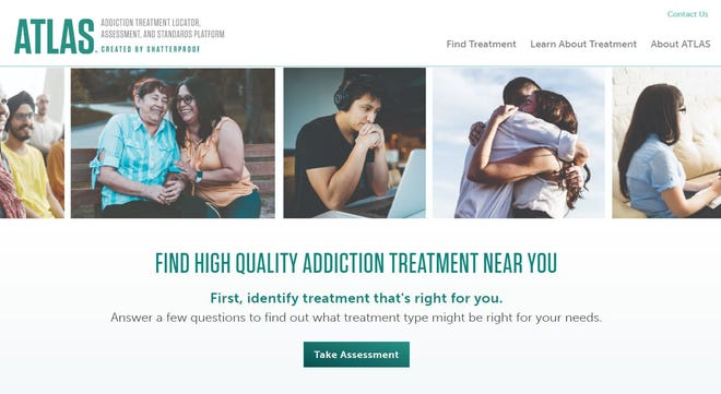 The ATLAS™ website is the first of its kind, helping those looking for addiction treatment find appropriate, high-quality care.