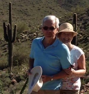 Ian and Bonnie Becke