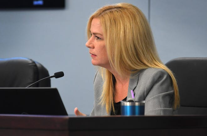 "Brevard County Commissioner Kristine Isnardi said not implementing the raises for county employees in October would hurt staff morale, adding that she was ""stunned and flabbergasted"" by the initial 3-2 vote against implementing the raises in October."