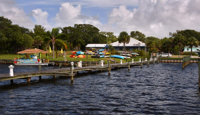 A Rockledge developer hopes to buy the former Pelican Harbor Marina in Palm Bay for $1.8 million and build a waterfront hotel, restaurant andmarina on Turkey Creek.