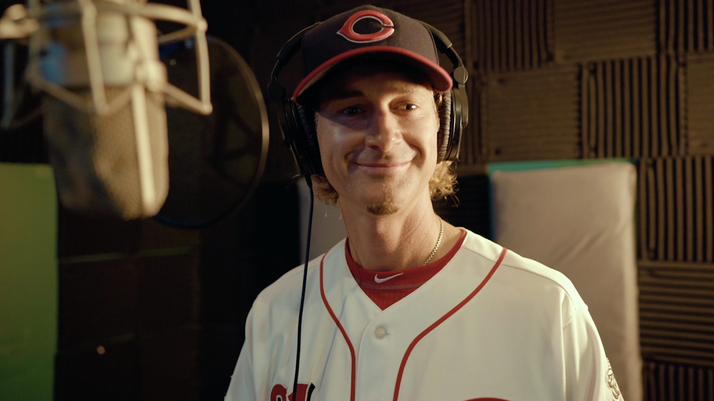 Bronson Arroyo, Aristides Aquino, Scooter Gennett and more get together for virtual rendition of 'Take Me Out to the Ballgame'
