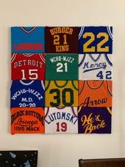 """First Semester"" will also feature artist Denzel Palm's self-designed t-shirts."