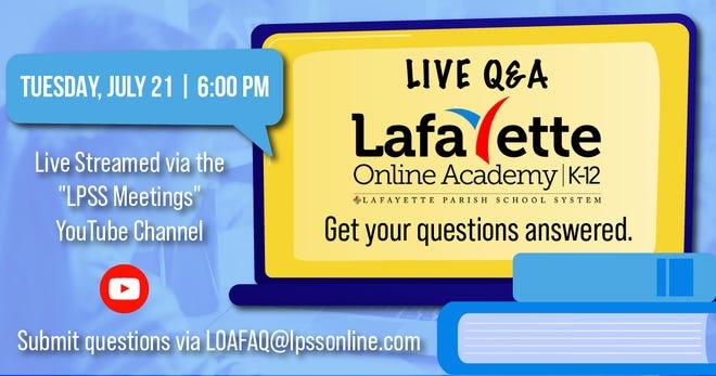 Lafayette Online Academy