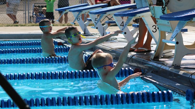 Summer Saved Area Clubs Step Up For Swimmers