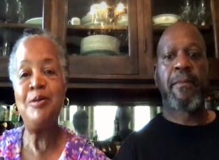 Neighborhood activists Sharon and Larry Adams plan to redevelop a former Milwaukee central city auto shop into a gardening center.