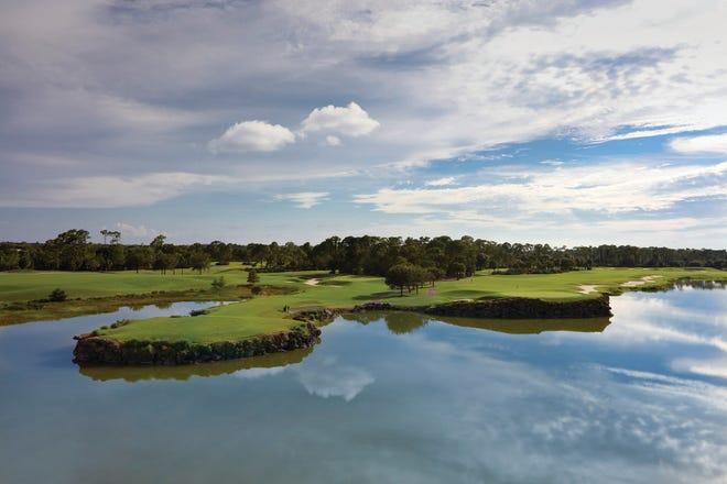 Moorings Park Grande Lake is situated on 55 acres adjacent to Naples Grande Golf Resort