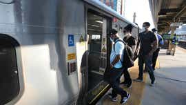 Riders will face $50 fine for refusing mask on MTA trains, buses