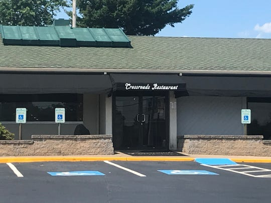 Crossroads restaurant at Kirkwood Highway and Limestone Road has been closed since March 18 due to the coronavirus pandemic. The restaurant is closed for good. The property owner is seeking a new tenant.