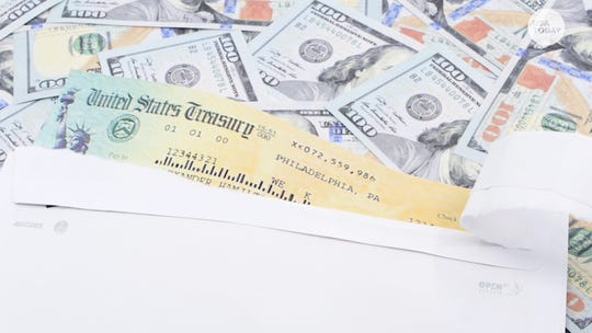 A second round of stimulus checks are in the works, but a new study says people who are poor, Black or Latino were less likely to receive the $1,200.