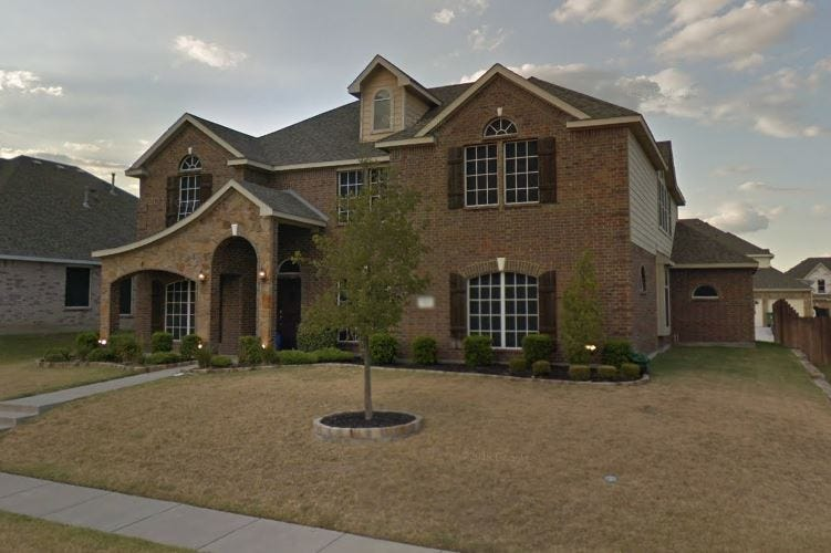Jeffrey Carter runs Alpha Jalla Services LLC out of his home in Red Oak, Texas.