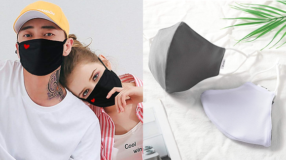Get these masks quickly thanks to Prime shipping.