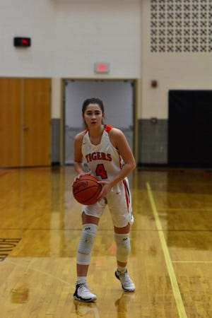 Emily Siesel is set to make her Buckeye Central debut this winter after two years at Seneca East.