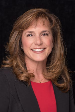 Businesswoman Lisa McClain running in the 2020 Republican primary for Michigan's 10th Congressional District