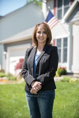 State Rep. Lynn Afendoulis, R-Grand Rapids, is running for the 2020 Republican nomination to Michigan's 3rd Congressional District.