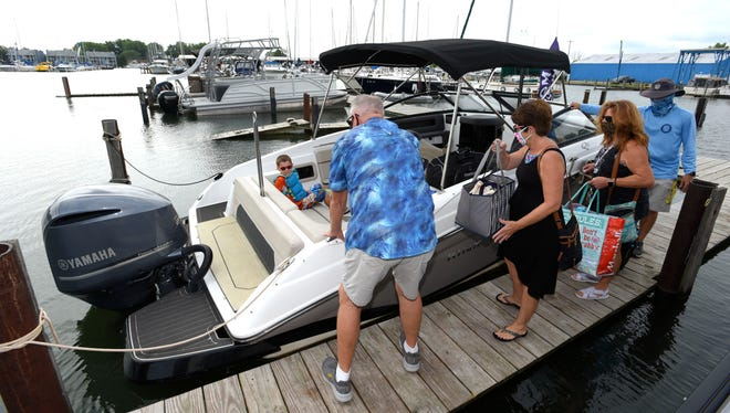 Amid Pandemic Michigan Boating Goes From Doom To Boom