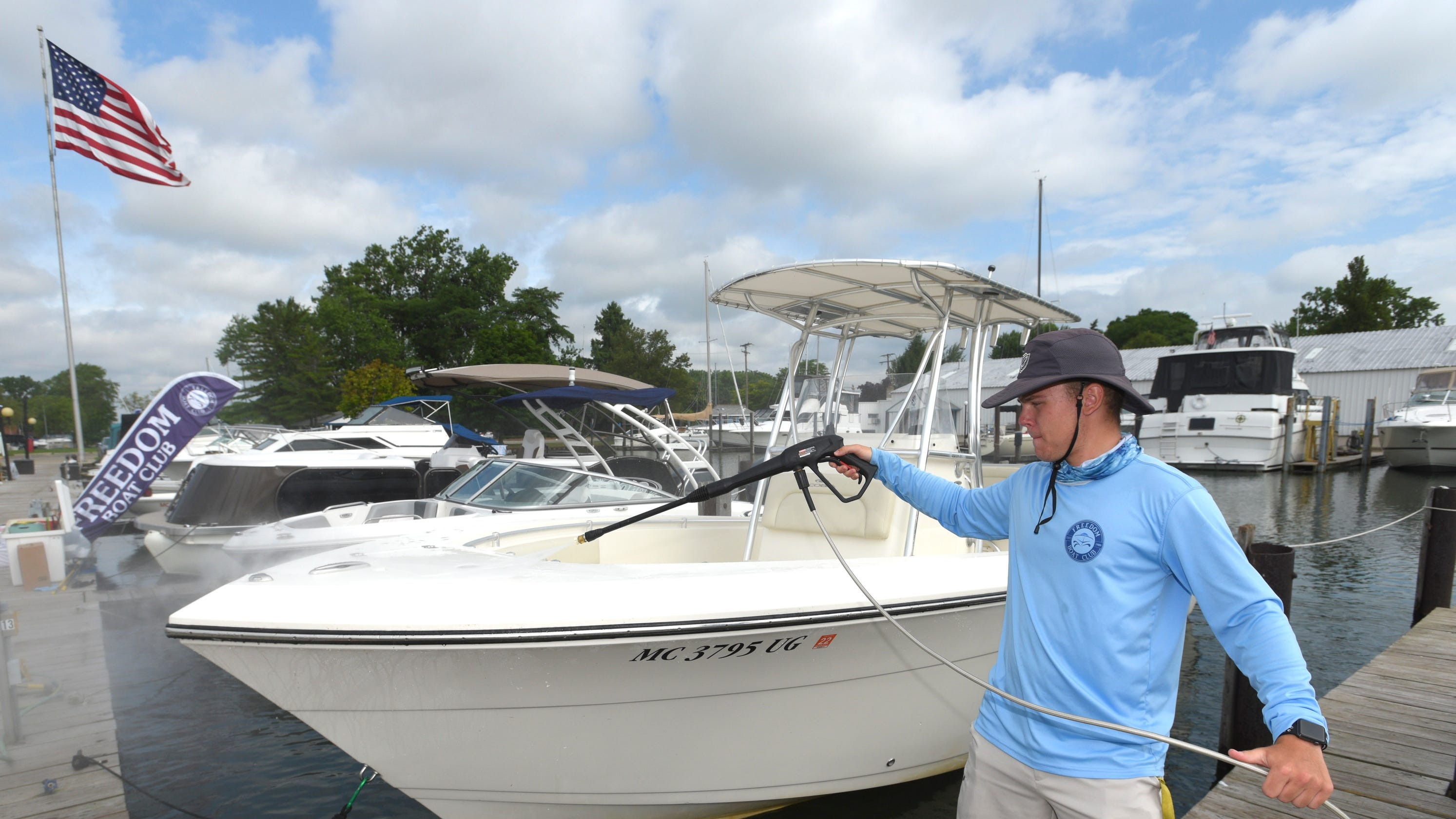 Michigan boating goes 'from doom to boom'