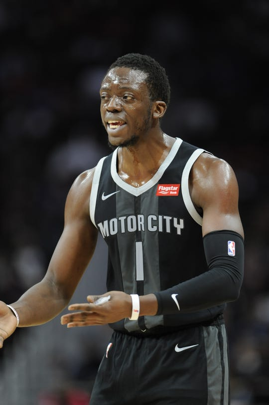 Reggie Jackson found a new home with the Los Angeles Clippers after the Pistons bought out his contract.