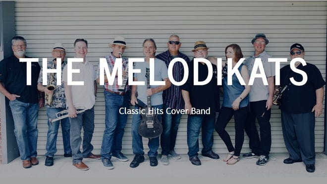 The Melodikats will perform Friday night at Mountain Home's Hickory Park.