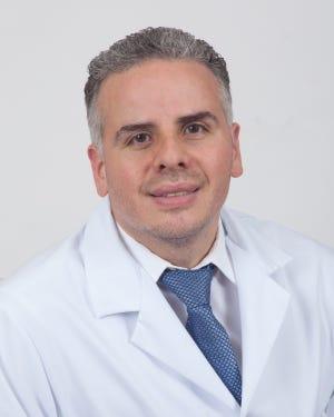 General Surgeon Dr. Victor Cruz, Mimbres Memorial Hospital.