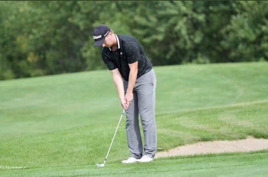 Lakeland's Jake Kneen will make his PGA Tour debut on Thursday in Minnesota.
