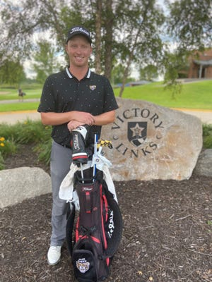 Lakeland alum Jake Kneen has qualified for his first PGA Tour event.