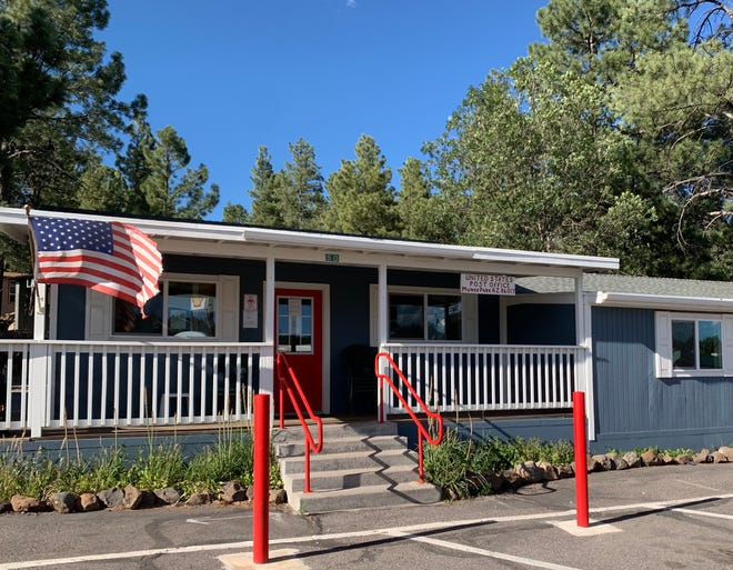 The Munds Park post office reopened after unexpectedly closing on July 1, 2020.