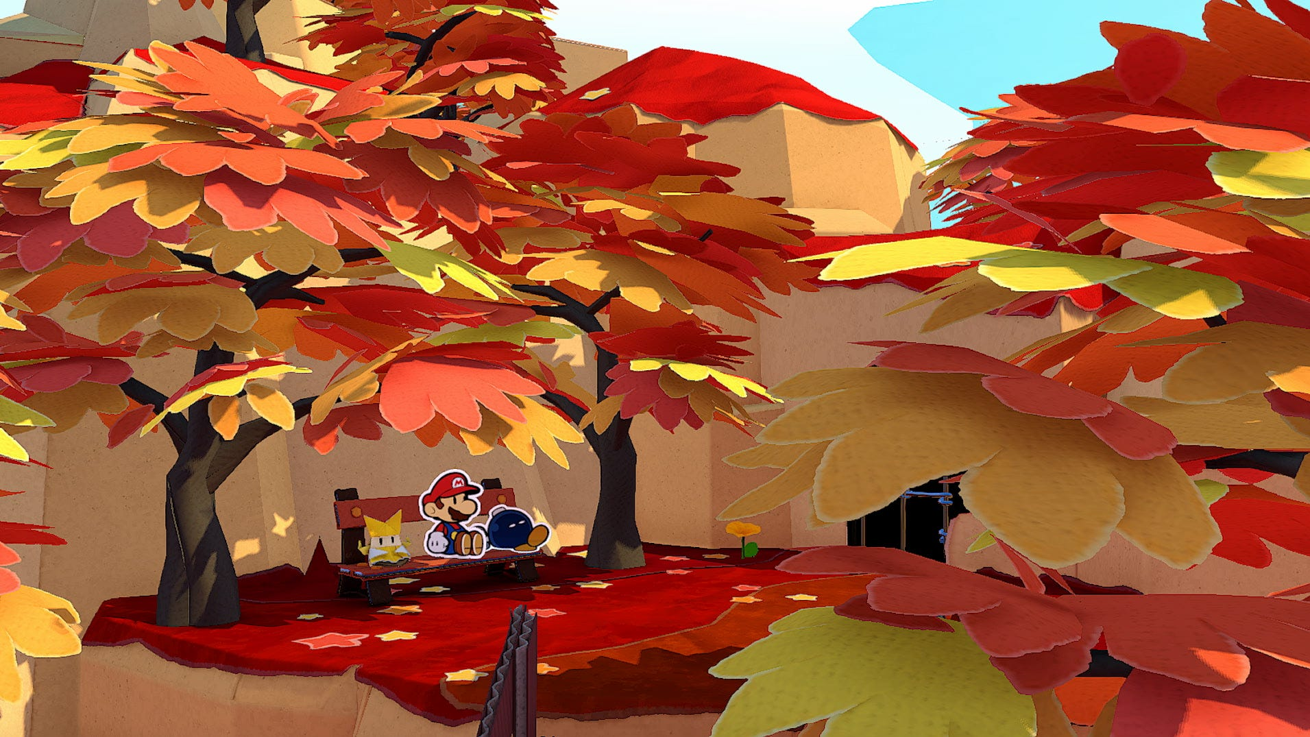 Paper Mario The Origami King Review Welcome To The Fold
