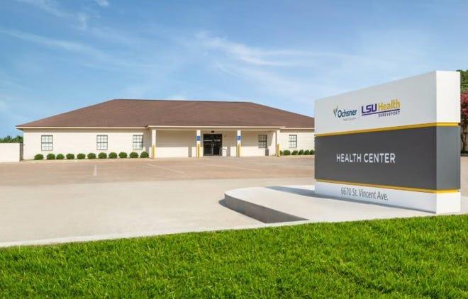 Ochsner LSU Health Shreveport Health Center – St. Vincent Avenue