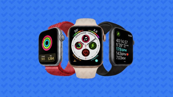 Take advantage of this rare price cut on the latest Apple watch.