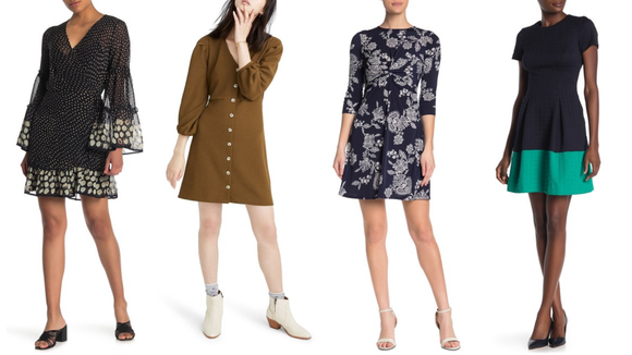 You can save big on dresses at Nordstrom Rack.
