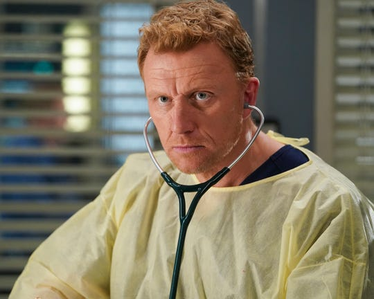 Dr. Owen Hunt (Kevin McKidd), who has experience as a trauma surgeon in wartime, will be better prepared than many of his medical colleagues when the COVID-19 pandemic becomes part of the 'Grey's Anatomy' storyline in Season 17.