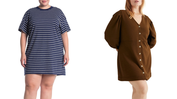 Madewell dresses are as comfy as they are cute.