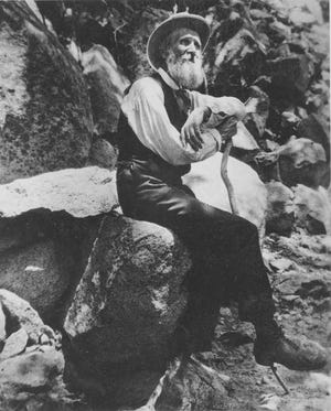 Sierra Club founder John Muir initiated efforts to create Yosemite National Park in the late 1800s. The group is now confronting its racist past, which includes a reckoning about Muir.