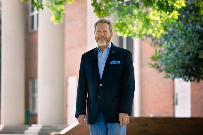 Dr. Bruce Perkins, formerly the associate vice president for enrollment management at OBU, has been chosen to direct OBU's new Prison Divinity Program.