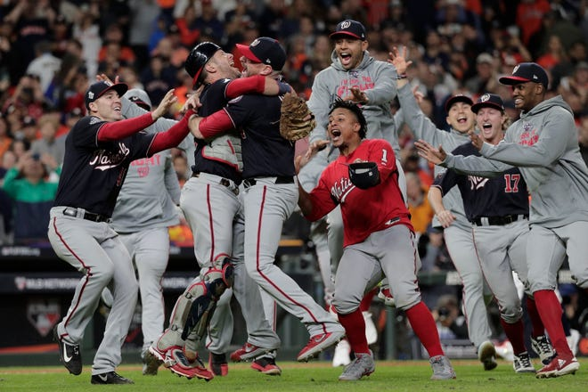 MLB has expanded its playoffs to 16 teams for the 2020 season. DAVID J. PHILLIP/AP