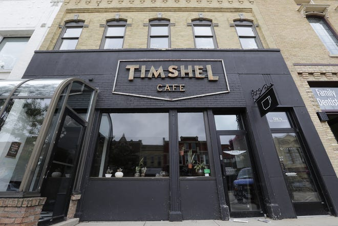 Timshel Cafe has been sold at at 124 W. Wisconsin Ave. in  downtown Neenah. It will reopen as Lawlss Coffee in September.